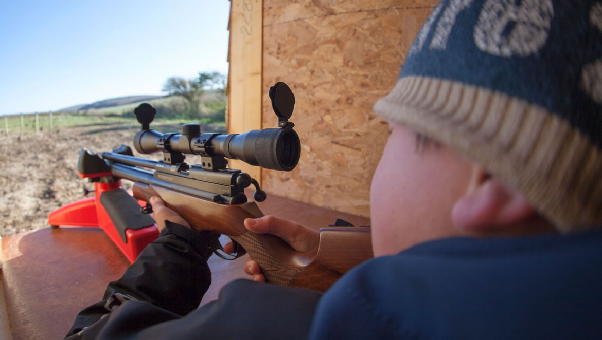 Top Targets Clay Pigeon And Air Rifle Shooting On The Isle Of Wight